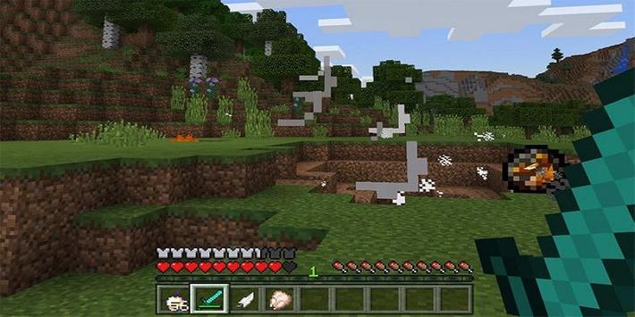 MOD Herobrine screenshot 2