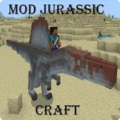 MOD Jurassic Craft icon