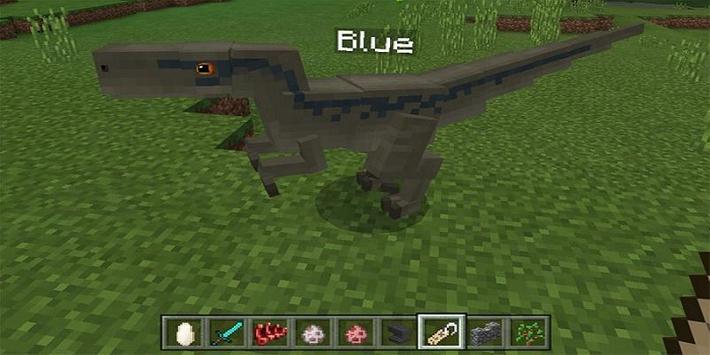 MOD Jurassic Craft screenshot 1
