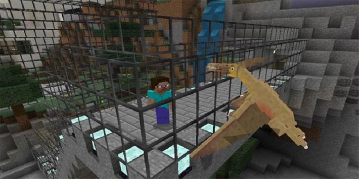 MOD Jurassic Craft screenshot 6