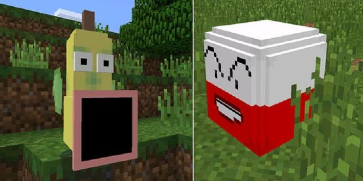 MOD Pixelmon screenshot 1