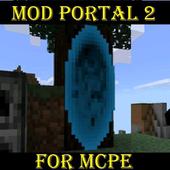 MOD Portal 2 for MCPE icon