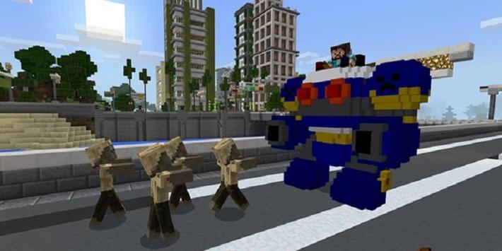 MOD Robocraft poster