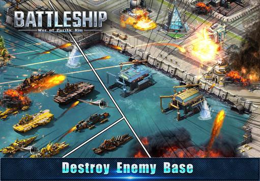 Oorlogsschip:OorlogopGroteOceaan screenshot 3