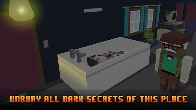 Schermata apk Cube Hell: Neighbor Battle 3D