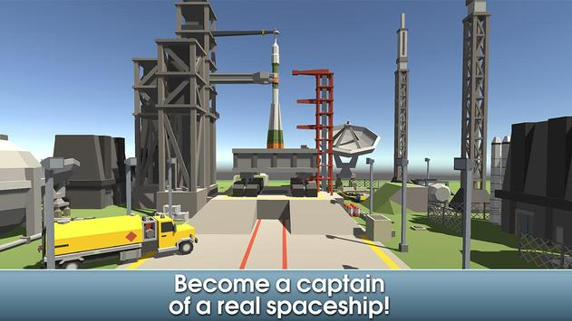 Cube Air Force Rocket Flight screenshot 1