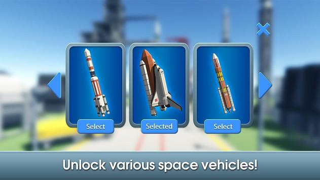Cube Air Force Rocket Flight screenshot 3