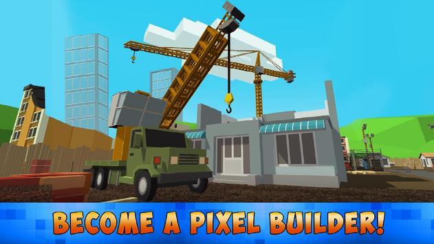 Block City Construction Crew poster