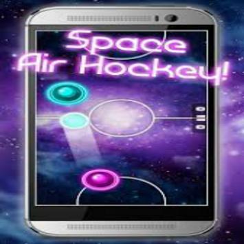 Air Hockey HD poster