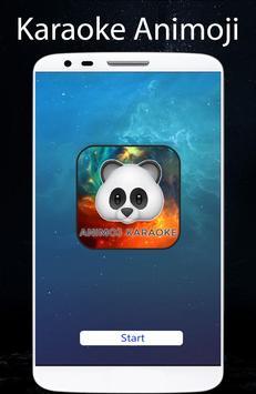Animoji Karaoke Panda 3D For Phone X 2018 poster