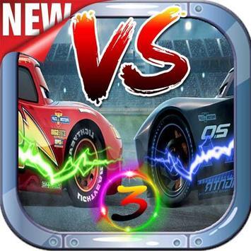 Mcqueen Jackson Racing Game poster