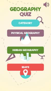 Geography Quiz スクリーンショット 1