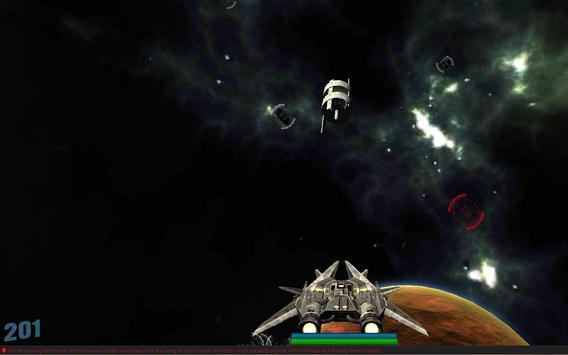 Space Gyro 3D (Test Version) apk screenshot