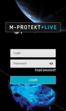 M-Protekt+Live poster