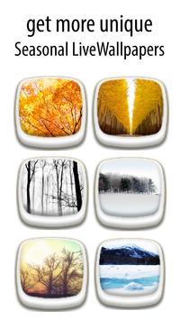 Winterscape Livewallpaper apk screenshot