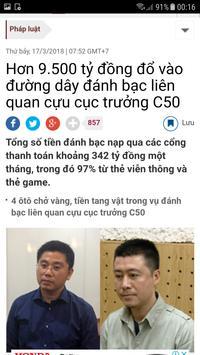 Vietnam News screenshot 1
