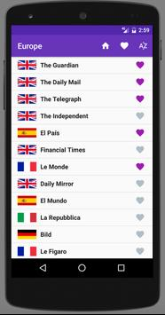Australia Newspapers apk screenshot