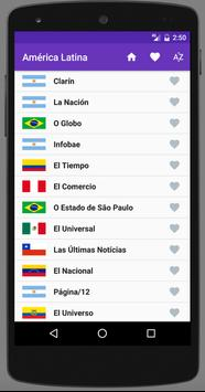 Ecuador Newspapers screenshot 6