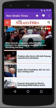 Malaysia Newspapers screenshot 7
