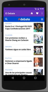 Mexico Newspapers apk screenshot