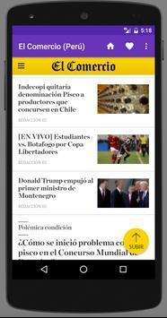 Peru Newspapers apk screenshot