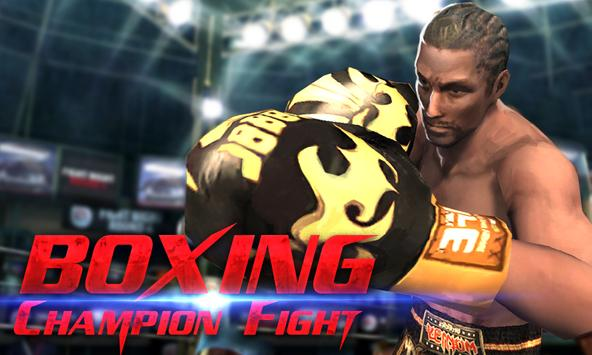 Boxing Champion Fight apk screenshot