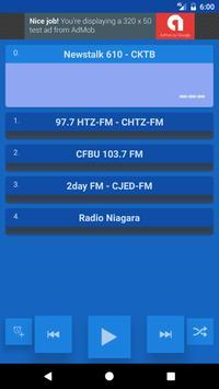 Niagara Radio Stations apk screenshot