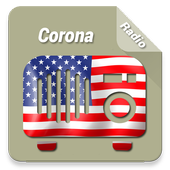 Corona CA USA Radio Stations icon