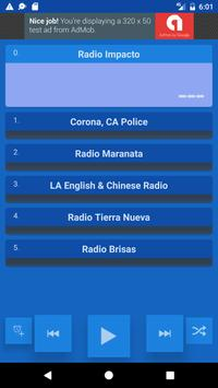 Corona CA USA Radio Stations screenshot 2