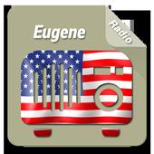 Eugene USA Radio Stations icon