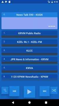 Eugene USA Radio Stations screenshot 1