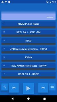 Eugene USA Radio Stations screenshot 2