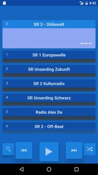 Saarbrücken Radio Stations apk screenshot