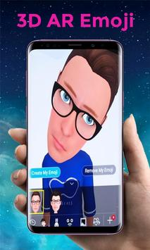 Ar Emoji Maker For S9 plus постер