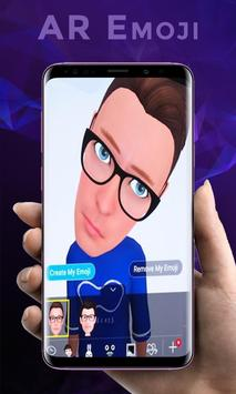 Ar Emoji Sprites S9 plus постер