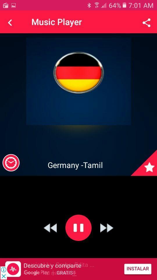 Seventh Day Adventist Radio app World Radio +100 for Android - APK
