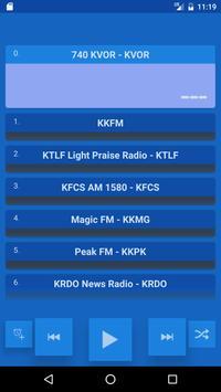 Colorado Springs Radio screenshot 1