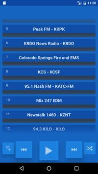 Colorado Springs Radio screenshot 2