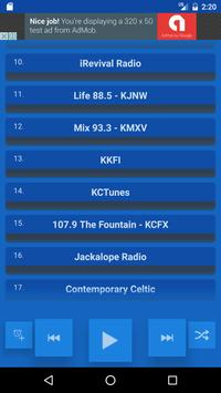 Kansas City Radio Stations apk screenshot