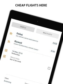 Fly Dubai screenshot 5