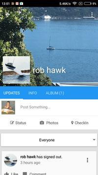 Worldwide Fishing Club screenshot 1
