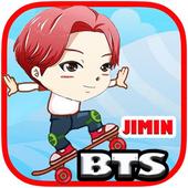 BTS Jimin Skate icon