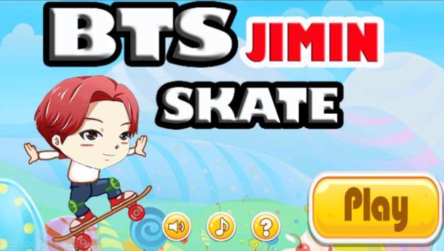 BTS Jimin Skate apk screenshot