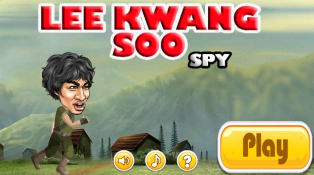 Lee Kwang Soo Spy apk screenshot