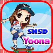 Yoona SNSD Skate icon