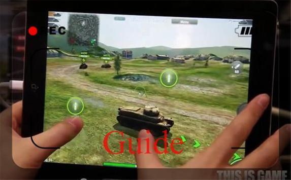 Hacks for World of Tank B screenshot 2