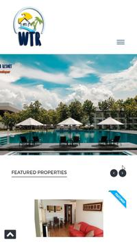 WTRrealestate: Real Estate and BnB in Europe poster