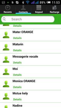 WORLDVOICE VoIP apk screenshot