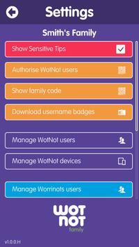 Wotnot - Home Edition apk screenshot