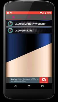 Lagu Rohani Symphony Whorship apk screenshot